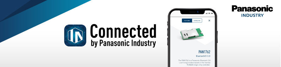 Connected by Panasonic Industry