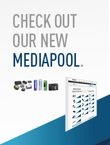 Check our our new Mediapool