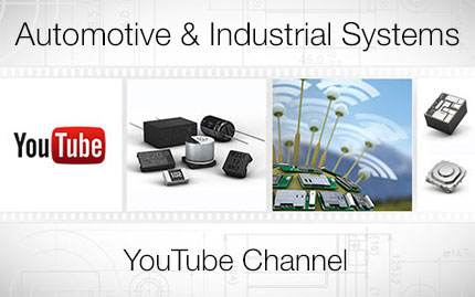Panasonic Automotive & Industrial Systems Youtube Channel
