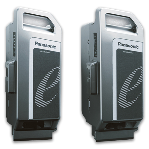 Battery & Charger | Panasonic Industry Europe