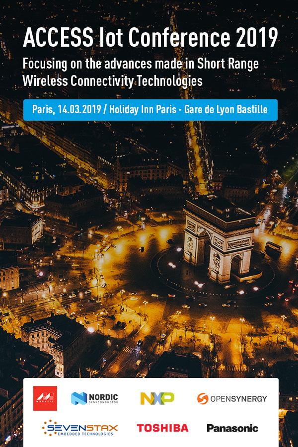 Wireless; Bluetooth; Panasonic Industry