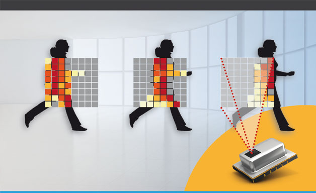 Infrared Array Sensor Grid-EYE | Panasonic Industry Europe