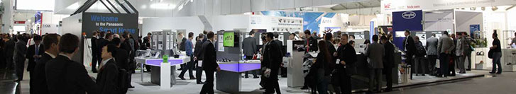 Panasonic at electronica 2014