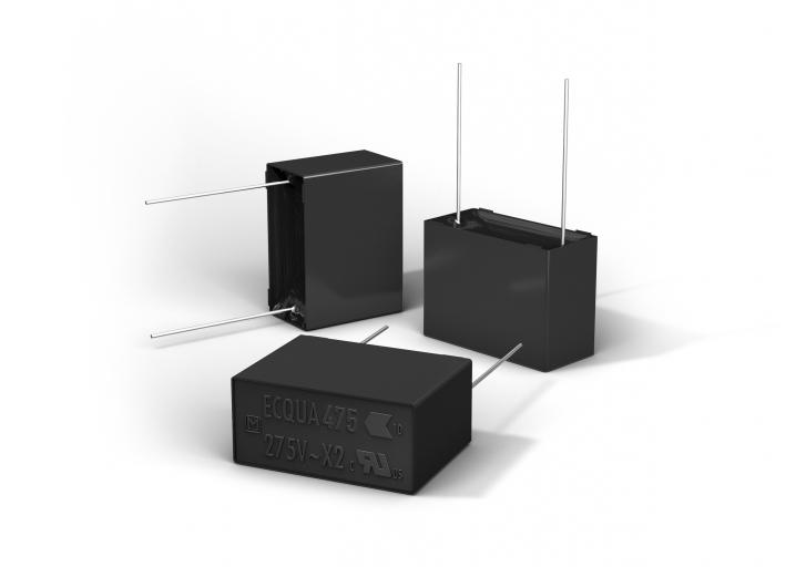 ECQUA series film capacitors