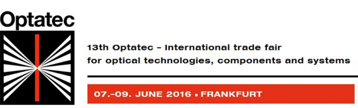Visit Panasonic at Optatec 2016 in Frankfurt