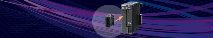 FP7 economy PLC, ideal for stand-alone systems