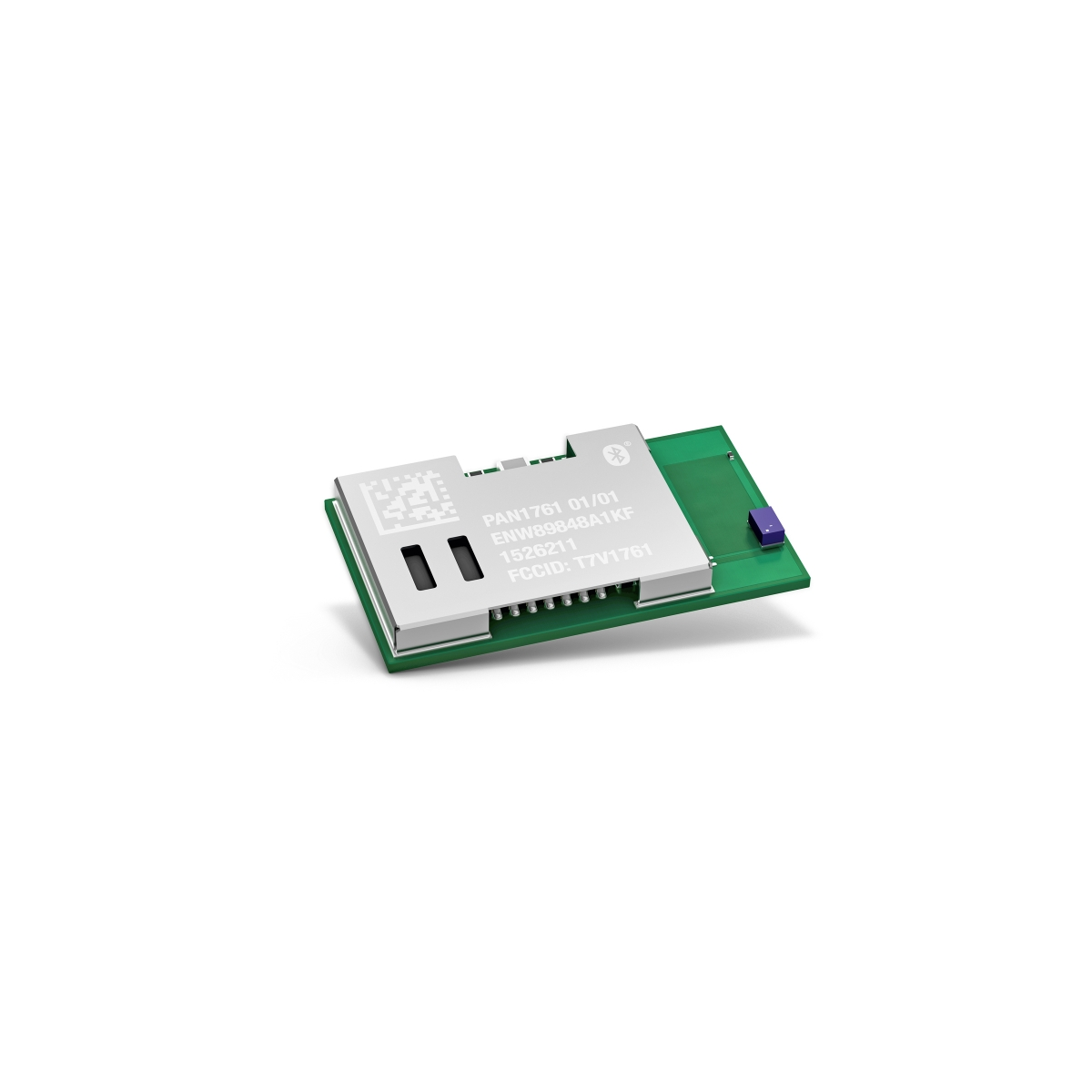 NFC PAN1761 Series from Panasonic for low power Bluetooth applications