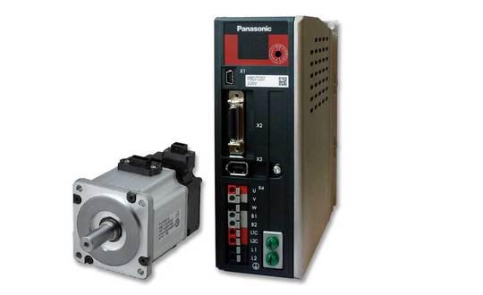 Ac Servo Motor Panasonic Industry Europe
