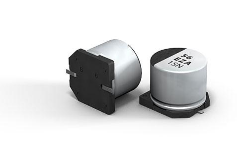 Polymer Hybrid Aluminium Electrolytic Capacitor