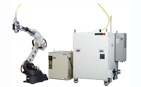 Robot & Welding System Solutions: LAPRISS
