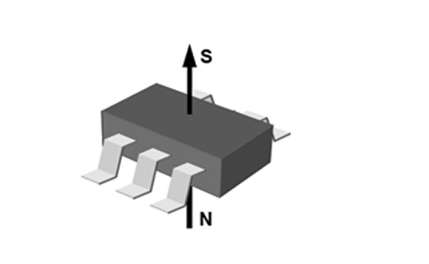 Magnetic Field Sensor IC