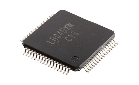 Microcontroller microprocessor