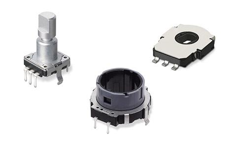 Encoder Potentiometer EVE-V-EVE-Y-EVQ-V5-EV-WAE