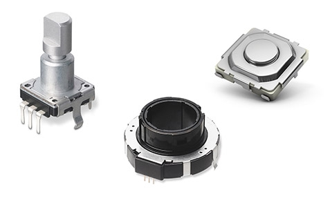 Switches Encoder Potentiometer panasonic EVE-V-EVE-Y-EWV-YE-YK-EVQPL