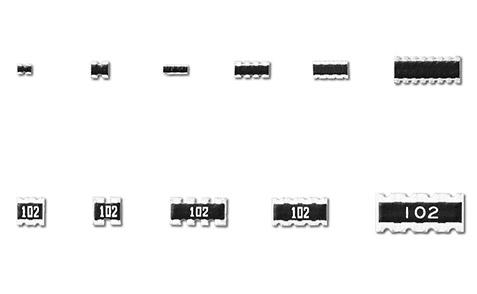 Resistor Network/Array EXB