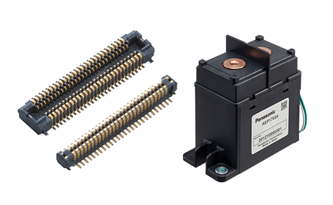 Relays and Connectors