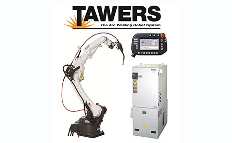 TAWERS – The Arc Welding Robot System