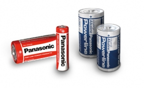Panasonic Dry Batteries (Alkaline & Zinc Carbon) Range Image
