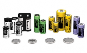 Panasonic Lithium Batteries Range Image