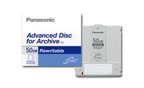 Panasonic Advanced Disc for ArchiveTM' (ADA)