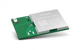 Panasonic Mesh Networking Modules on 2.4 GHz Wireless Modules