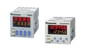 Timers, Counters, Limit Switches, Eco Power Meters, Hour Meters, Time Switches, Temperature Controllers