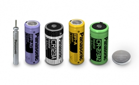 Panasonic Lithium batteries line-up