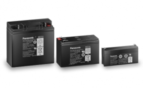 Panasonic VRLA Batteries line-up