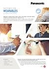Panasonic Li-ion Pin Type Battery fro Wearables Leaflet