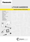 Panasonic Lithium Handbook Image