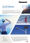 Panasonic Ni-MH batteries leaflet - Solar power EN