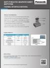 Panasonic_PGS SOFT PYROLYTIC GRAPHITE SHEET_English