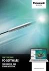 Panasonic PC-SOFTWARE für Roboter und Schweisssysteme