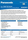 PAN4580x Productflyer