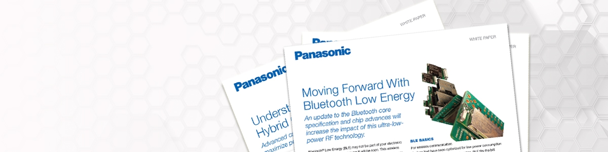 Panasonic whitepaper download