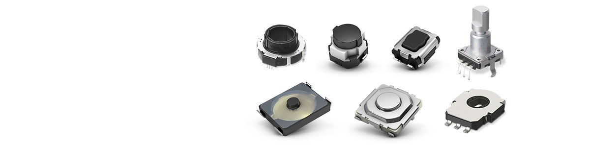 Switches Potentiometer Encoder TTP